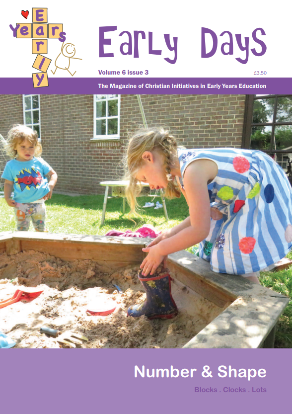 Love Early Years Magazine - Number & Shape