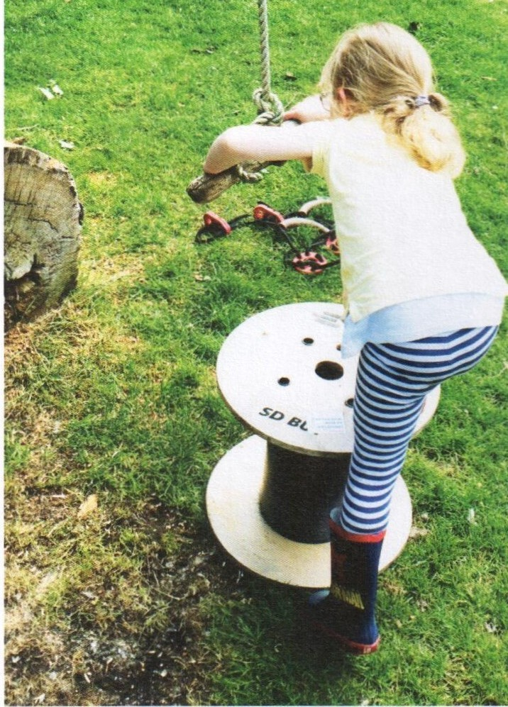 Imagination and Outside Play